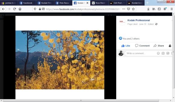 Kodak and me3